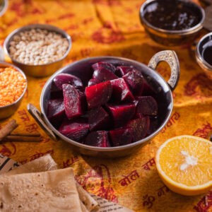 סלט סלק חמוץ מתוק – Sweet Sour beetroot Salad