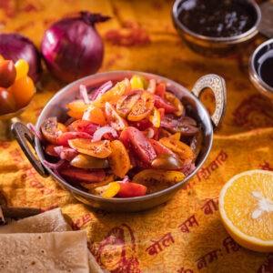 סלט שרי צבעוני –  Cherry Salad