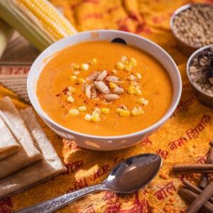 מרק תירס תאילנדי – Thai Corn Soup